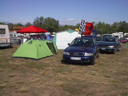 F1 Monza 2003