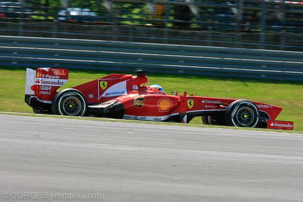 F1 Nürburgring 2013