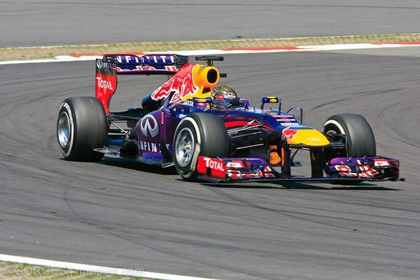 F1 Race Rd9 Nürburgring 2013