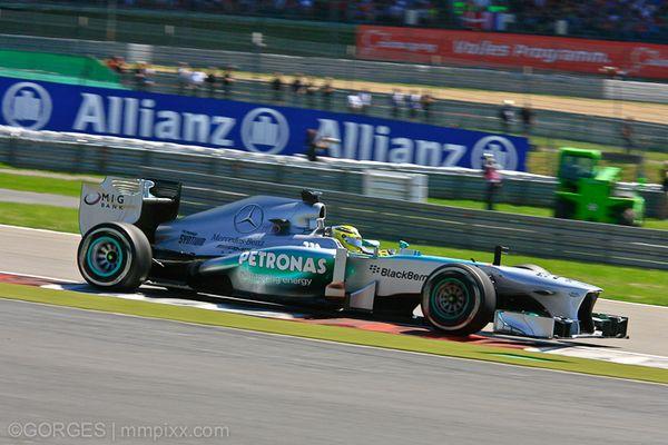 F1 Race Round9 Nürburgring 2013
