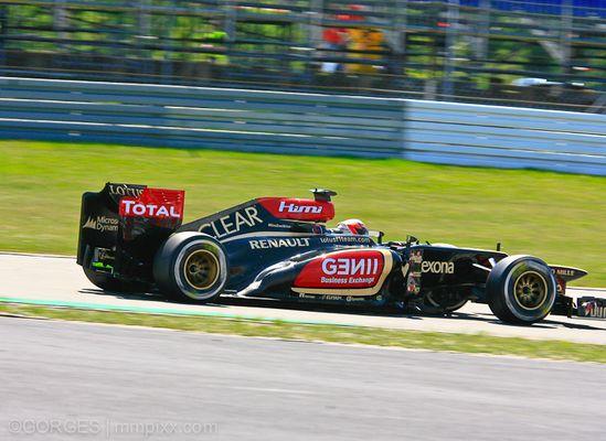 F1 Rd9 Nürburgring 2013