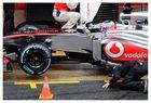 F1 Testing Barcelona 2013, Jenson Button