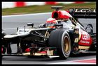 F1 Testing Barcelona 2013, Lotus F1