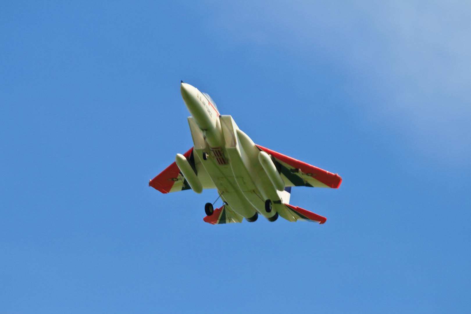 F15 Überflug