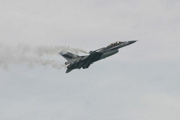 F16 aus den Niederlanden