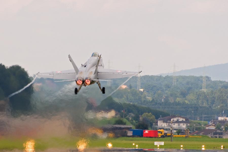 F/A-18C Hornet - Start