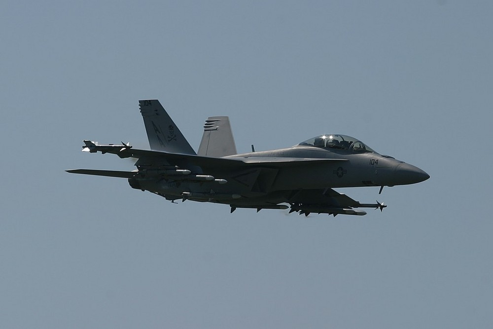 F/A-18F Superhornet - AIR04