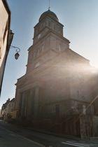 Façade de Saint Malo