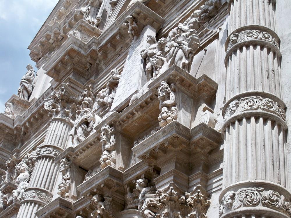 façade de Venise