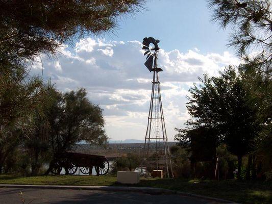 Fabens - in der Naehe von El Paso, Texas