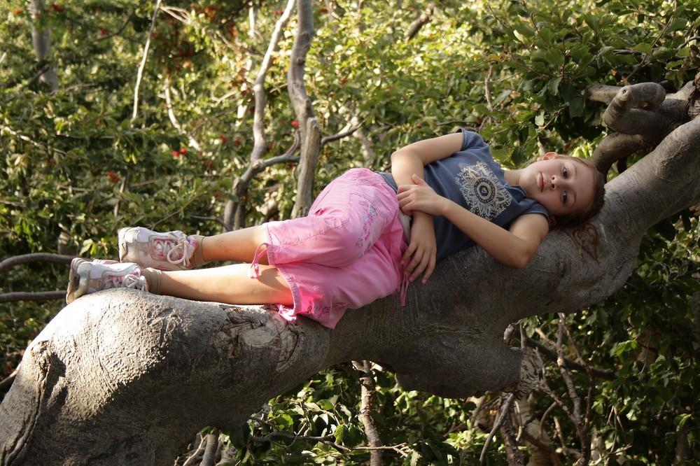 Fabiana si riposa :-)
