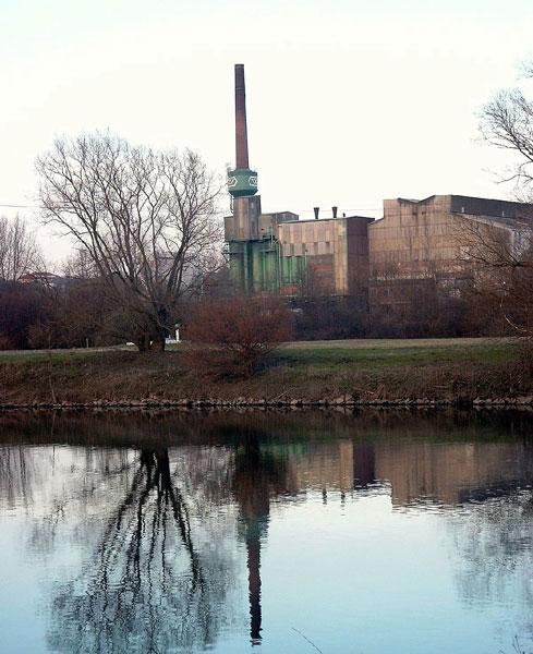 Fabrik an der Ruhr
