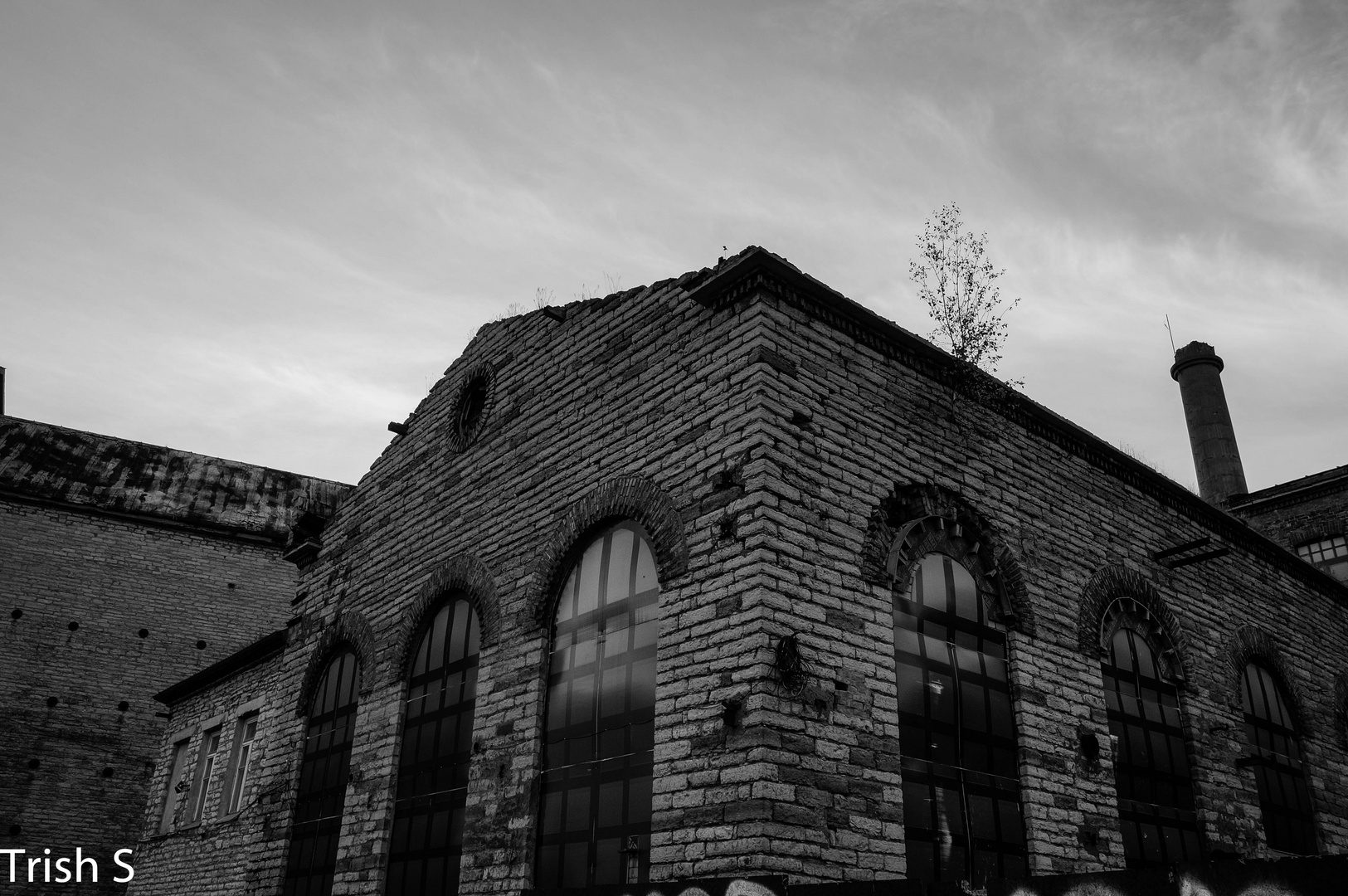 Fabrik in Tallin