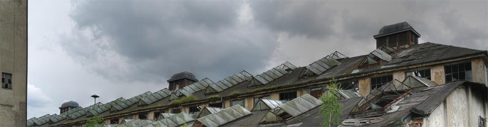 Fabrikgelände Schlüter in Freising