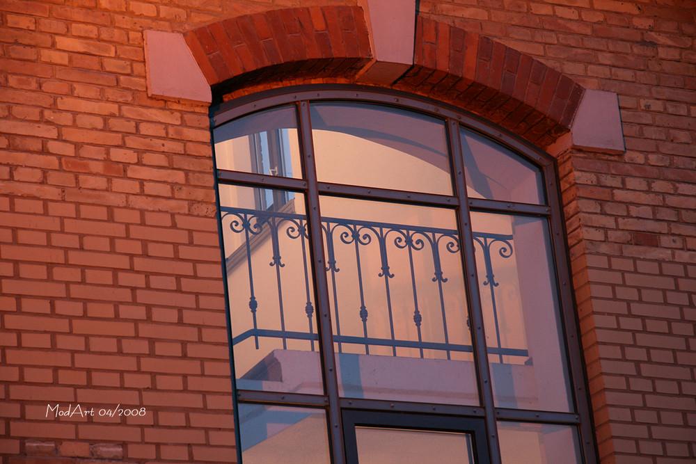 Fabrikschloss #5 (Fenster durch's Fentster)