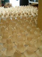 Fabrique de Panama à Cuenca