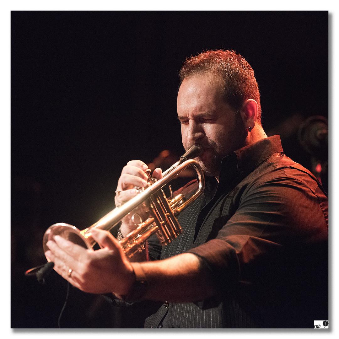 Fabrizio Bosso (Mario Biondi & High Five Quintet)