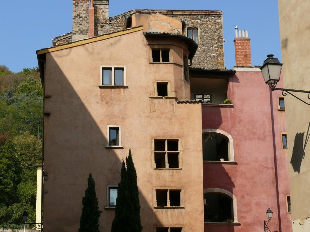 facade colorée