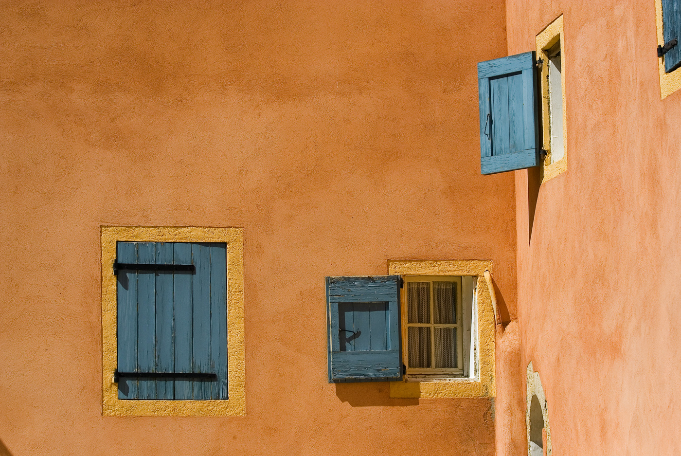 facade de provence