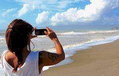 Faccio una Foto al Mare
