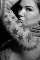 Face and Stars