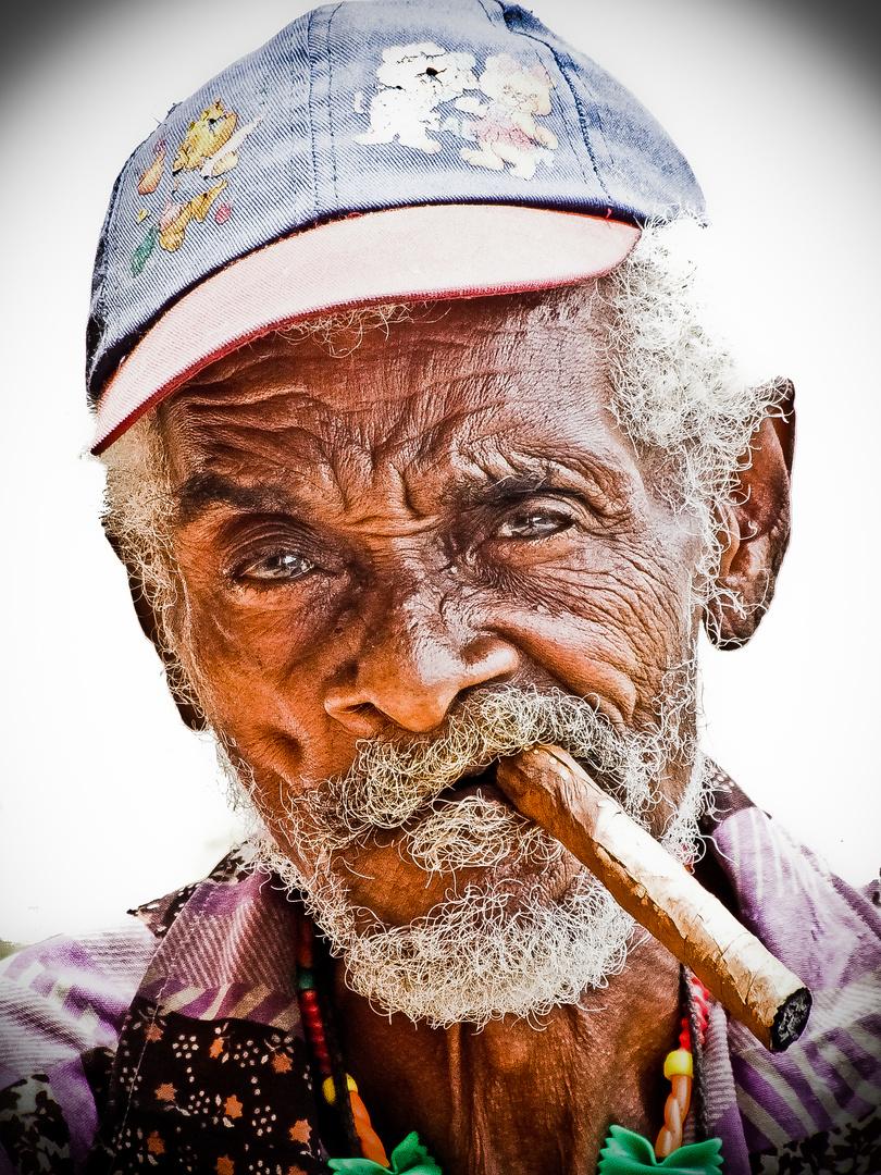 Face of Cuba