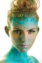 Face Painting by Amelie Schmidt