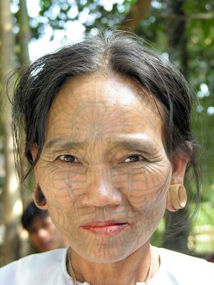 Faces of Myanmar 04