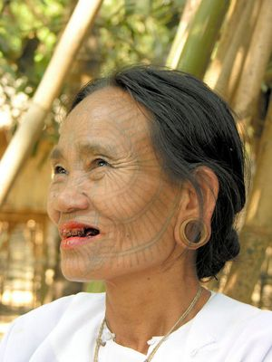Faces of Myanmar 08