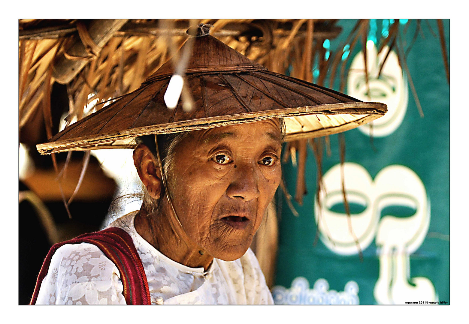 faces of myanmar IV
