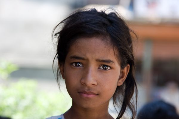 Faces of Nepal I