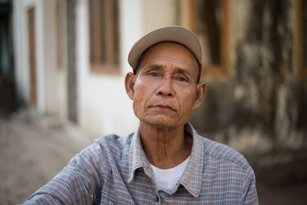 Faces of Yangon