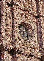 Fachada de la Catedral de Zacatecas, México