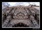 Fachada de la iglesia del Carmen, SLP