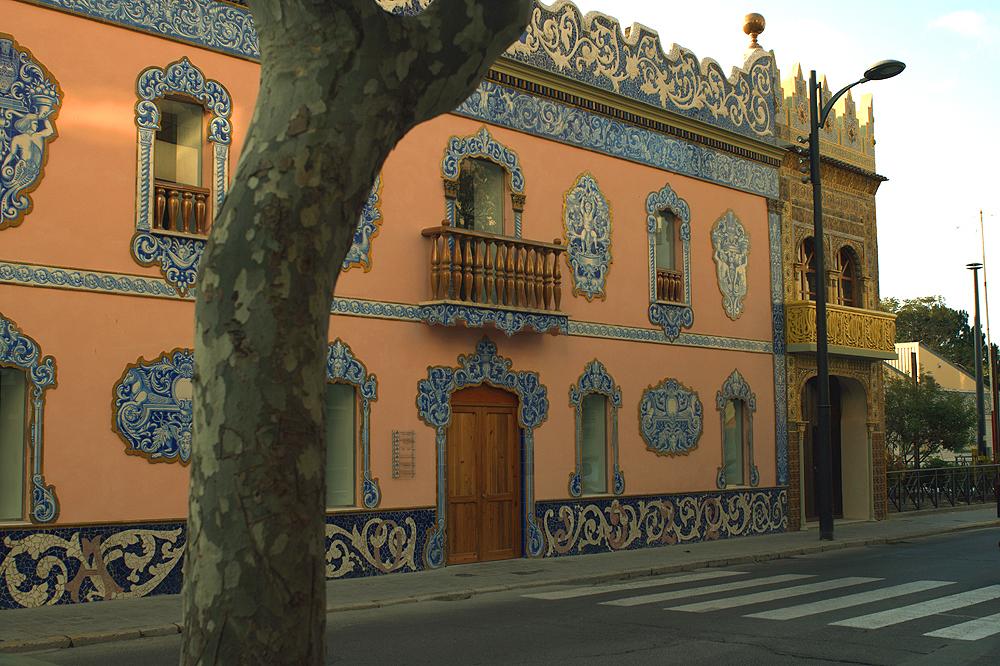 Fachada Museo de Manises de Fotografía.