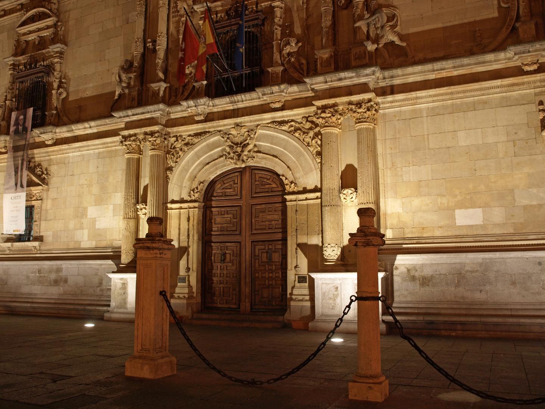 Fachada Universidad de Alcala de Henares