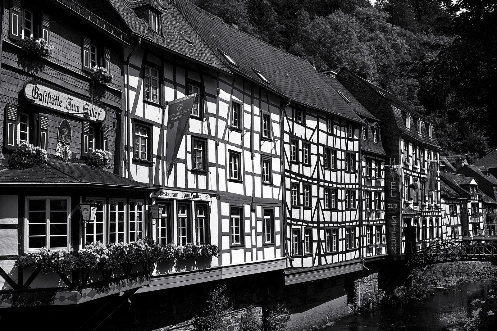 Fachwerk in der Eifel # 2
