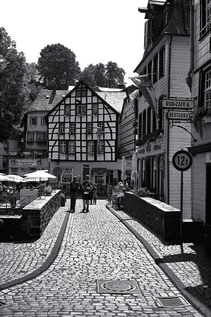 Fachwerk in der Eifel # 5