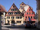 Fachwerk in Weißenburg