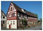 Fachwerkhaus in Cadolzburg