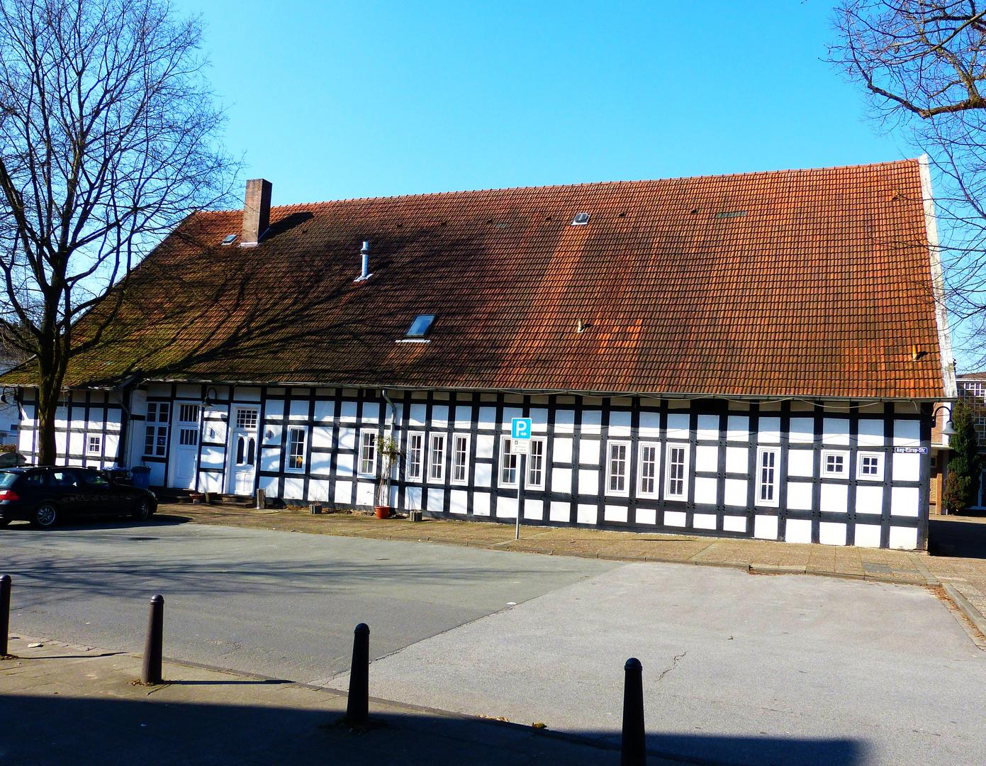 Fachwerkhof in Werste
