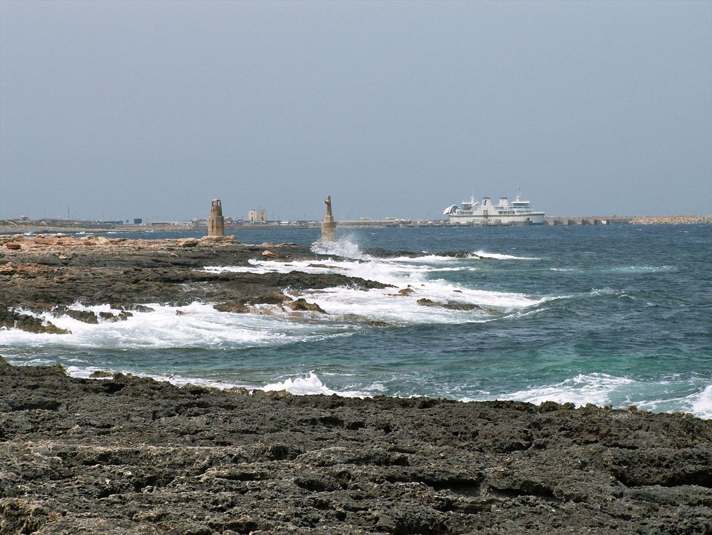 Fähre nach Gozo