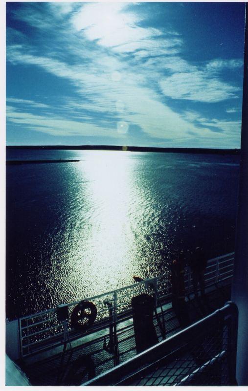 Fähre von North Sydney (Nova Scotia )nach Port aux Basques (Newfoundland)