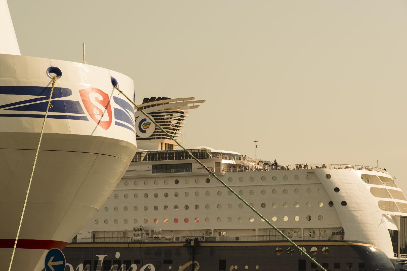 Fähren in Kiel