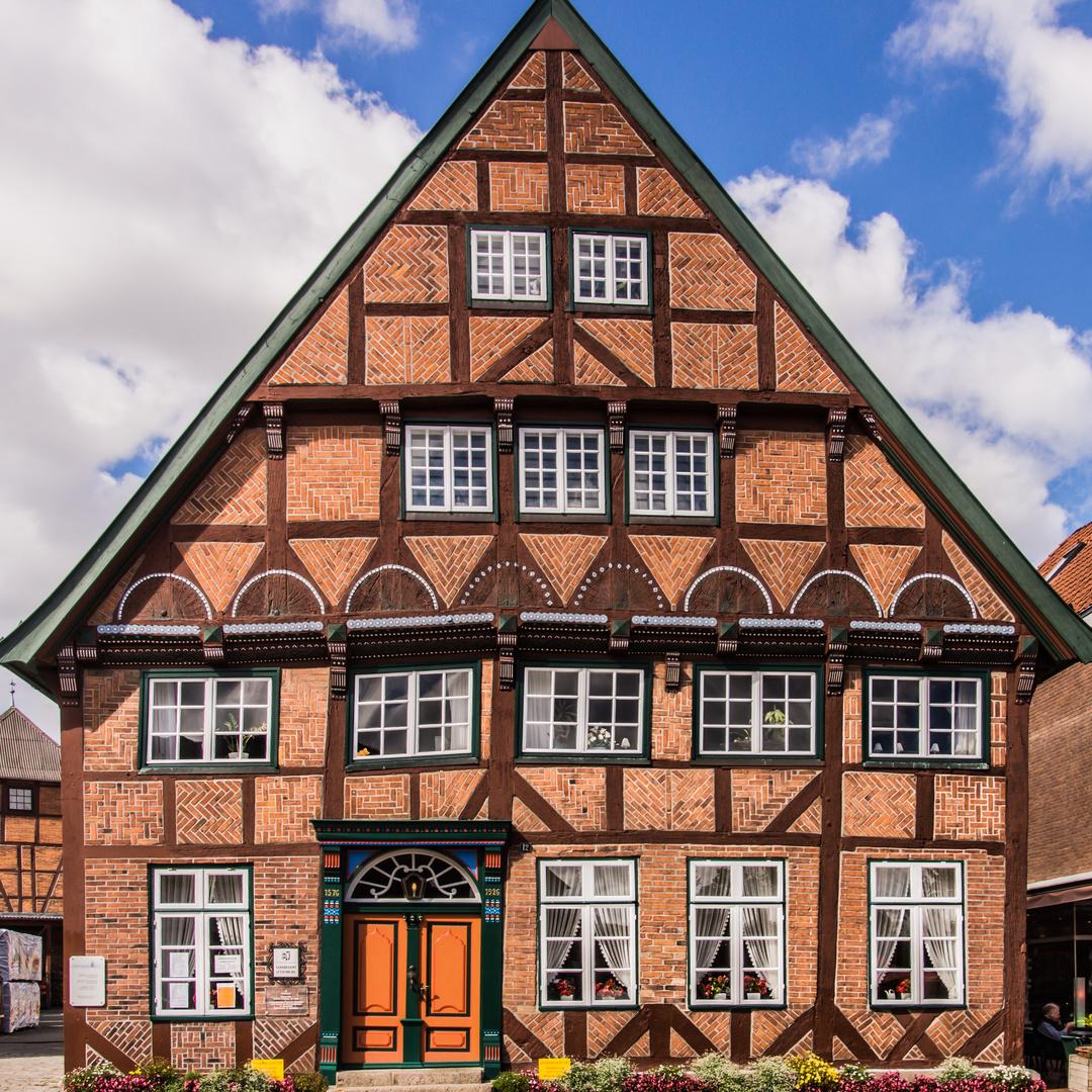 Färberhaus I - Lütjenburg/Ostsee