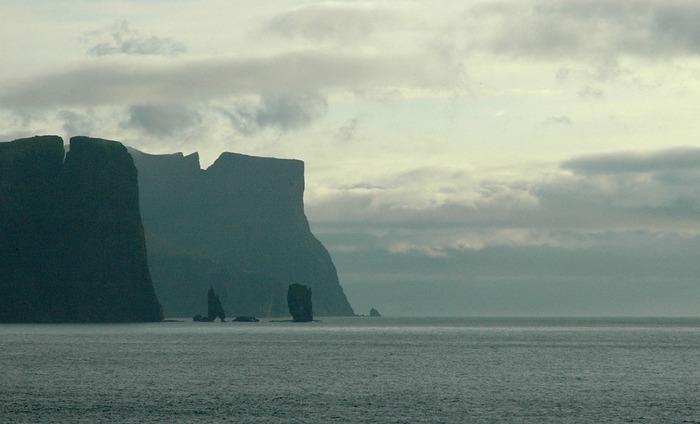 Färöer gen Island