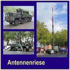 Fahrbare Antenne