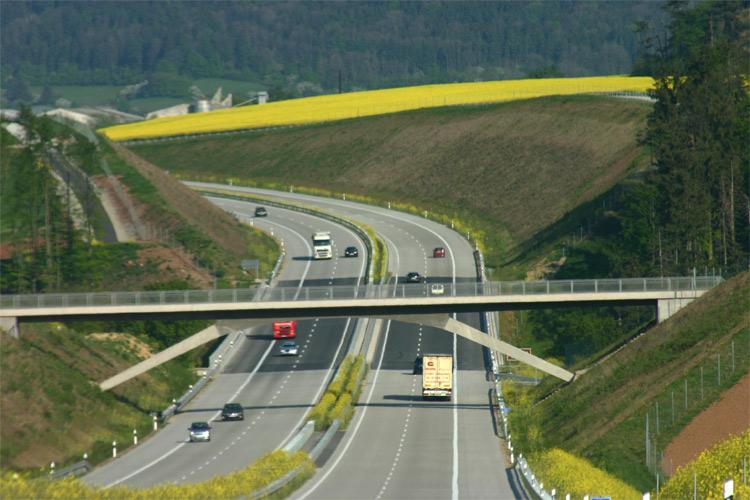 ... fahrn, fahrn, fahrn auf der Autobahn ...