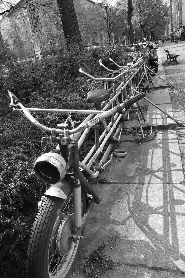 Fahrrad a la Berlin