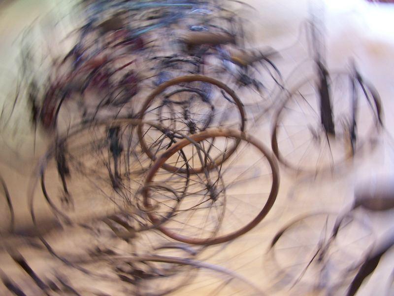 Fahrrad-Impression